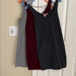 Long skinny cotton mini dresses